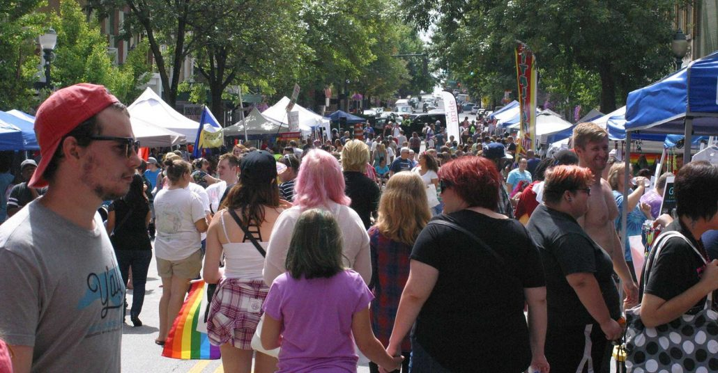 Greensboro Pride 2017