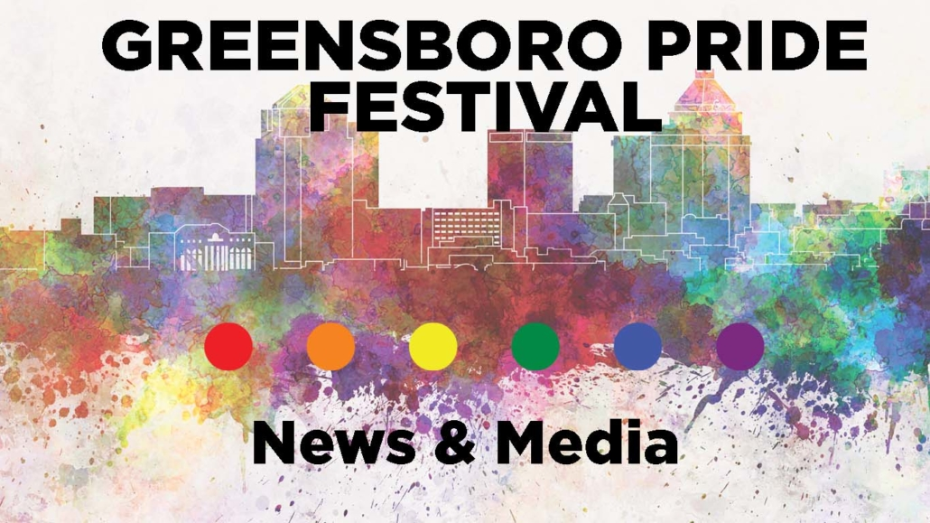 Greensboro Pride News & Media
